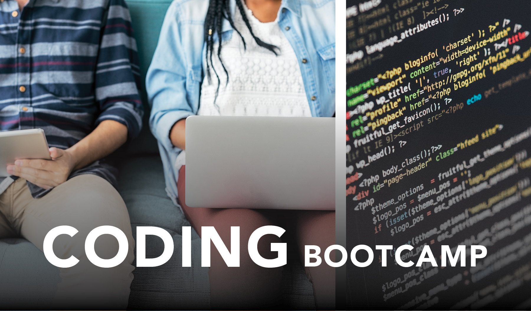 coding bootcamp slide