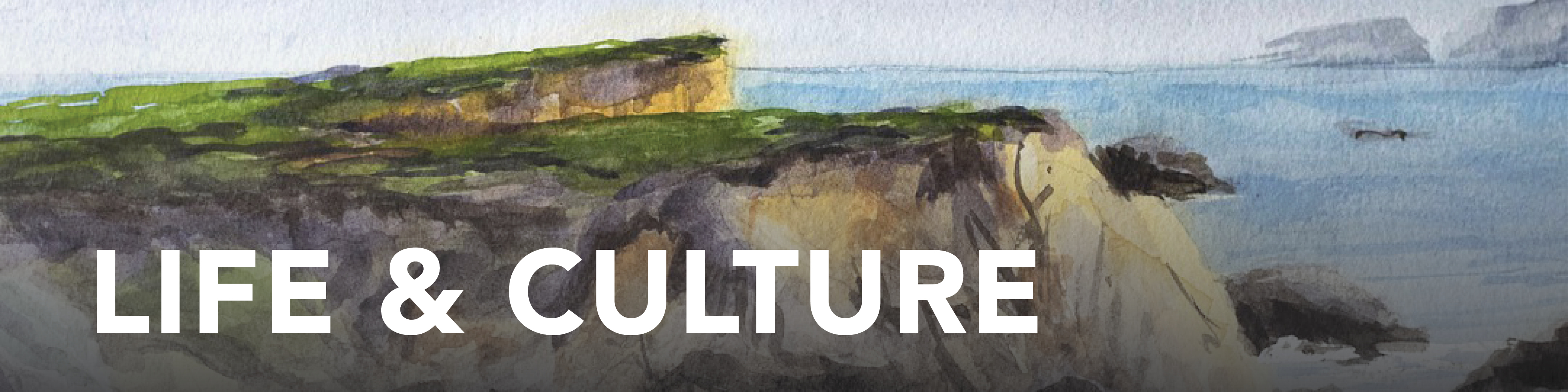life and culture header image